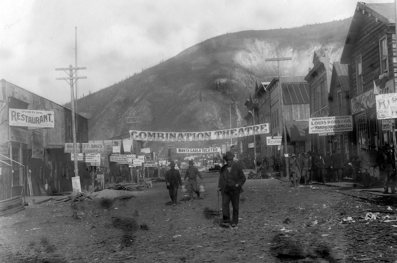 Dawson City : le temps suspendu |
