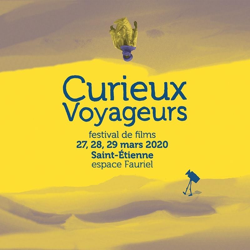 Palmarès et Coups de cœur du Festival Curieux Voyageurs 2020  
