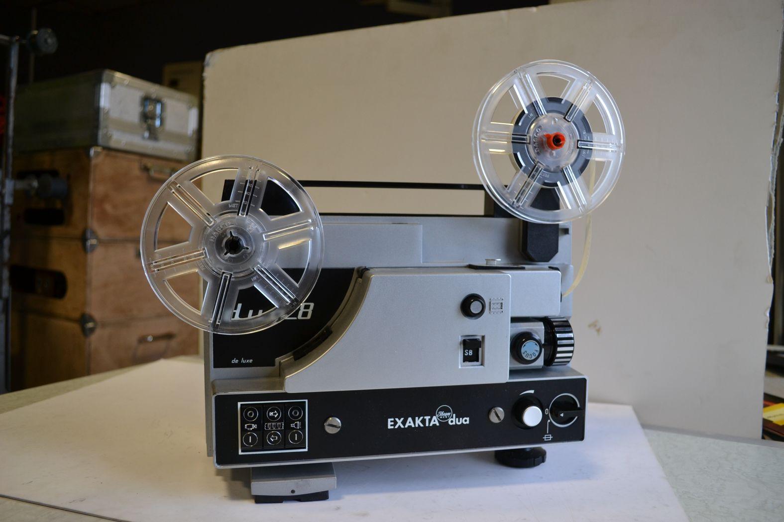 Atelier / Projection : La cinémathèque sort ses bobines |