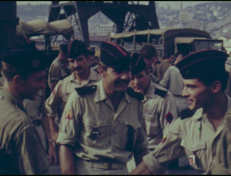 Algérie, la guerre des appelés : Le bourbier  (épisode 1) |