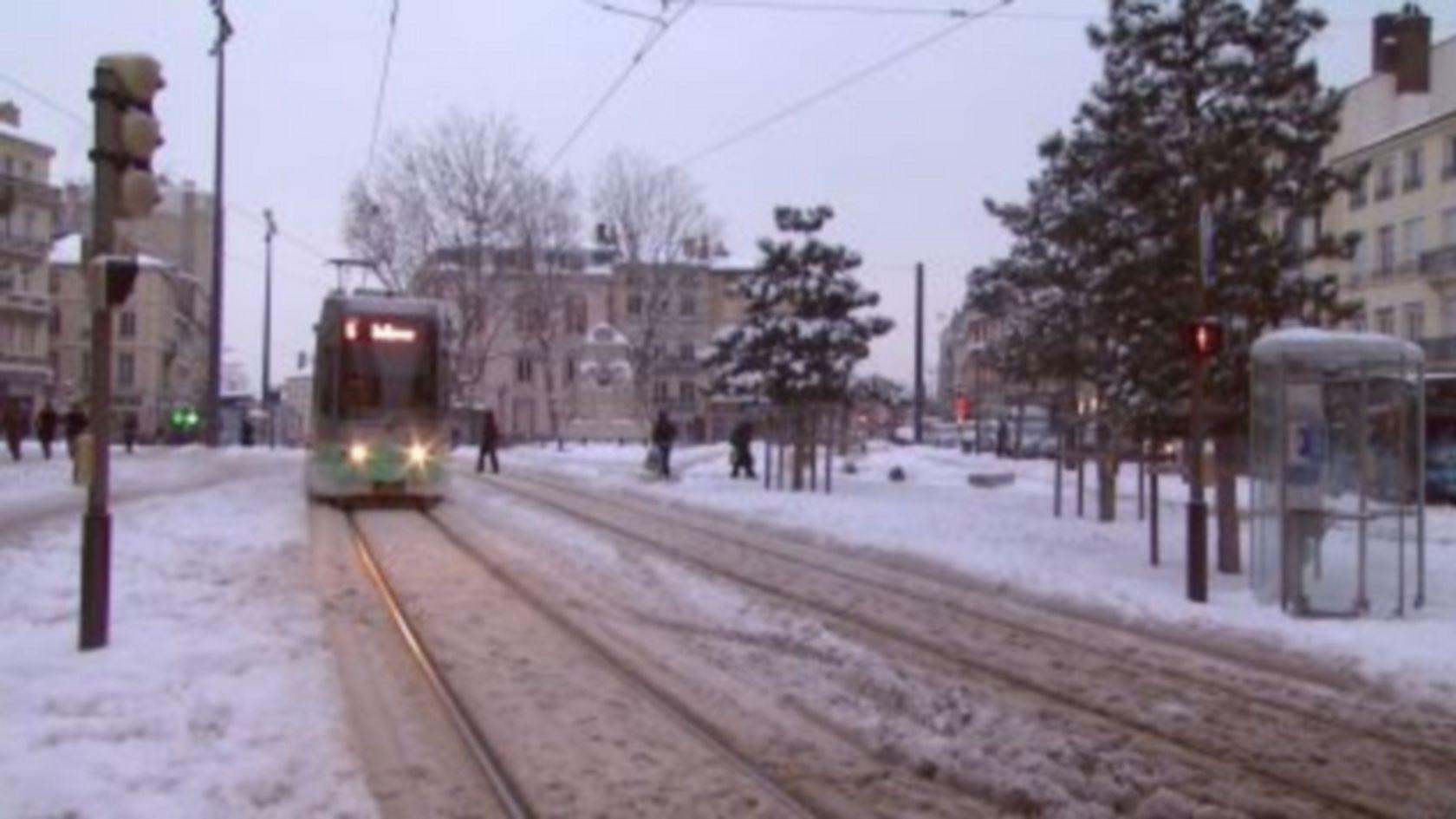 Nouvelles mobilités : l'urbanisme par le rail  