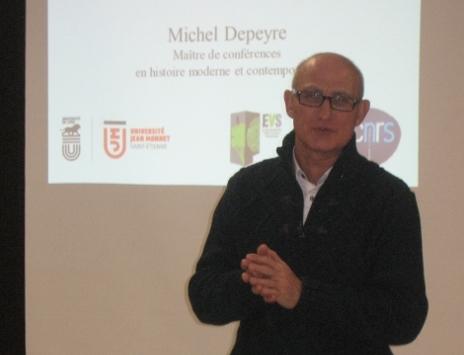 La persécution des homosexuels sous le IIIe Reich : conférence de Michel Depeyre |