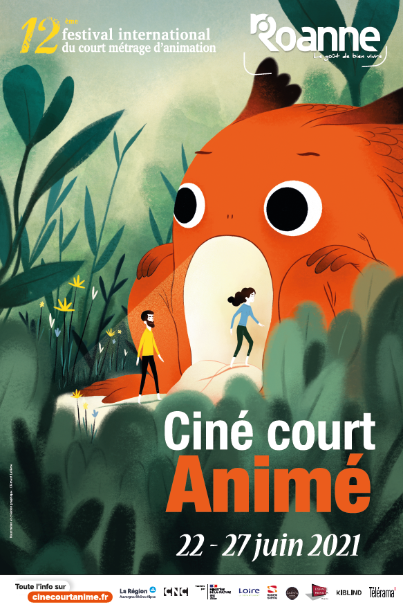 Séance de 8 courts-métrages : carte blanche au Festival Ciné-court de Roanne |