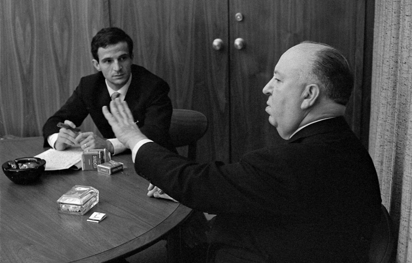 Hitchcock/Truffaut |