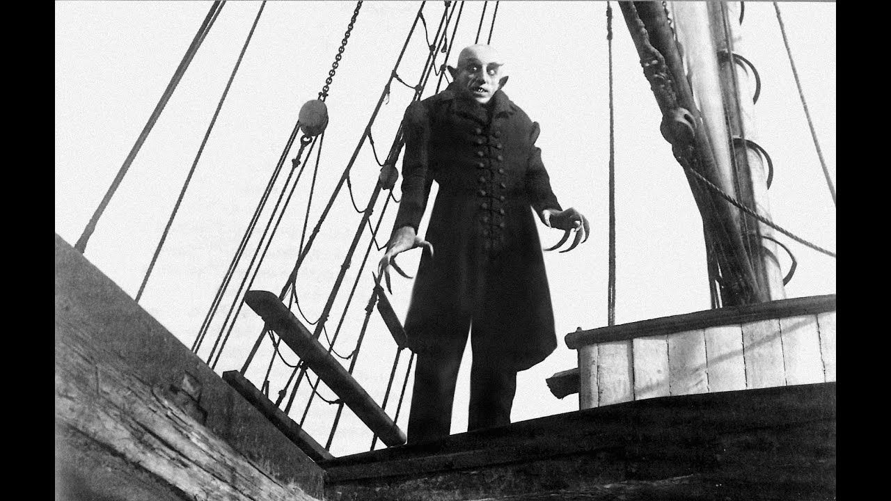 Nosferatu, eine symphonie des grauens |